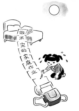 漫画李白名诗《静夜思》