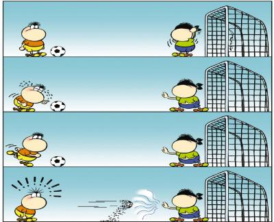 关于足球的边框