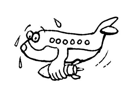 美国漫画安检漏洞百出br/大部分炸弹顺利登机场之空第一话缘图片