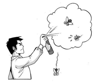 漫画谜 图片