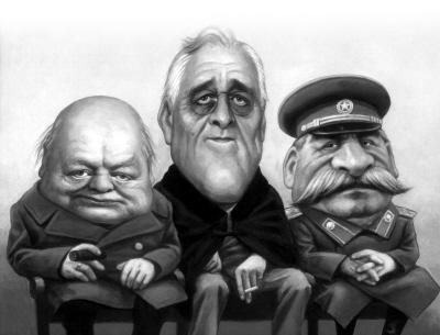 斯大林卡通头像