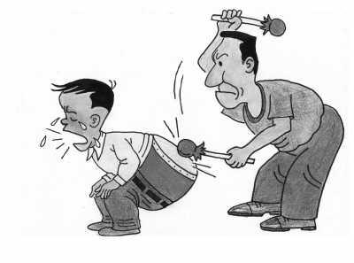 朝鲜族谚语两幅 -讽刺与幽默