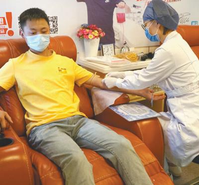 进一步提升无偿献血的服务质量