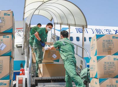 中国民航业加快复苏脚步