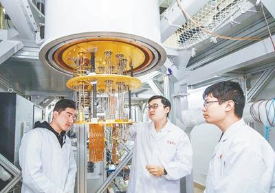 量子计算机潜力巨大