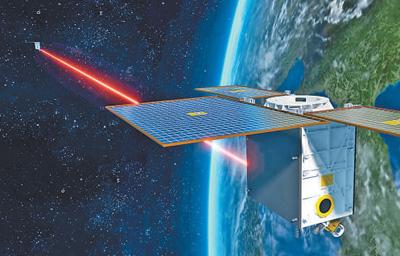 我国实现星间激光通信零的突破