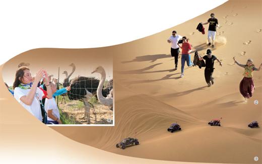沙漠游的新体验