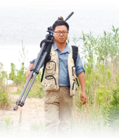 扎根洞庭十年用心保护麋鹿(保护区里的年轻人(18))