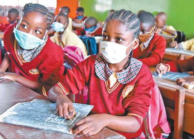 喀麦隆中小学复课