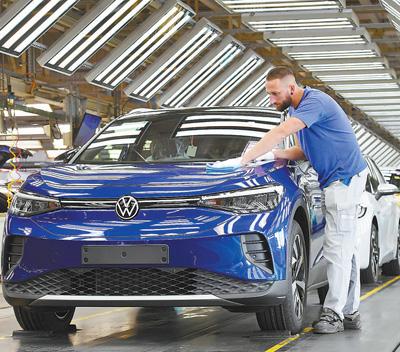 汽車產業鏈供應鏈逐步修復