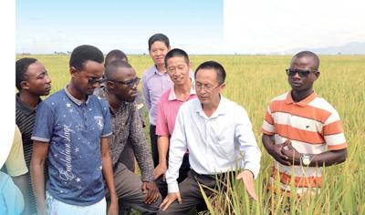 对人类发展事业的伟大贡献(国际人士见证中国决胜全面建成小康社会)