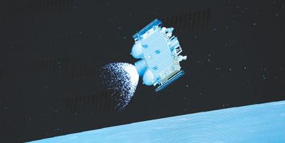 嫦娥五号完成月面采样,首次在地外天体点火起飞