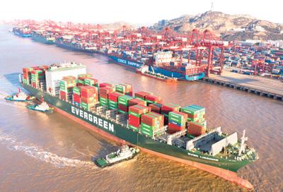 中国高质量发展带来更多机遇