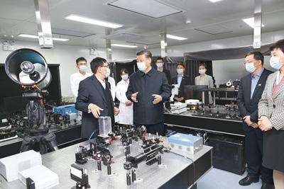 坚持中国特色世界一流大学建设目标方向 为服务国家富强民族复兴人民幸福贡献力量