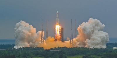 星辉娱乐平台:中国空间站天和核心舱发射任务成功