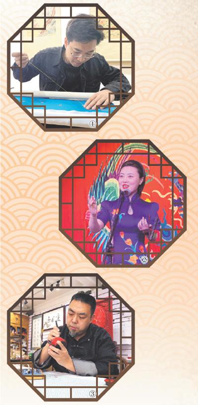 传承老北京非遗的年轻人(青春派·青春奋进新时代(34))