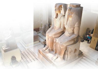 埃及博物馆见闻