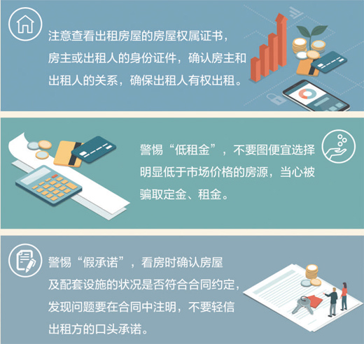 世纪平台登录:租房行为全流程管理亟须完善