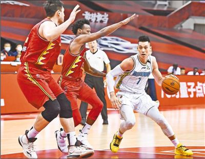 北京首钢队锁定季后赛名额