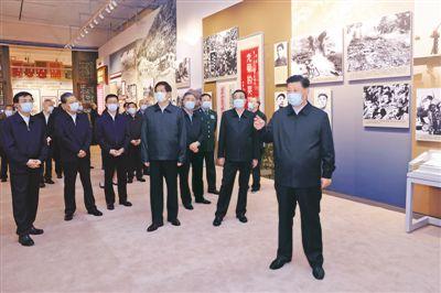 在新时代继承和弘扬伟大抗美援朝精神 为实现中华民族伟大复兴而奋斗