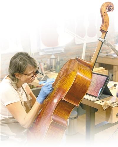 意大利让传统手工艺保持生机