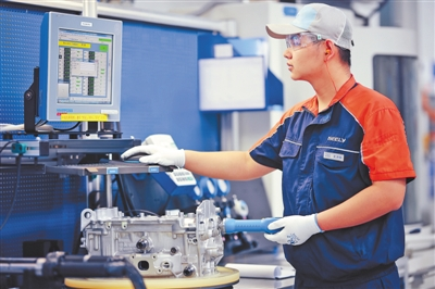 中国制造 汽车核心技术加速突破
