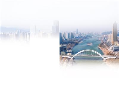 兰州黄河水一年更比一年清(美丽中国)