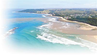 加強海洋保護守護碧海藍天