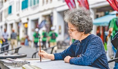 保护传统街区 保存城市文脉