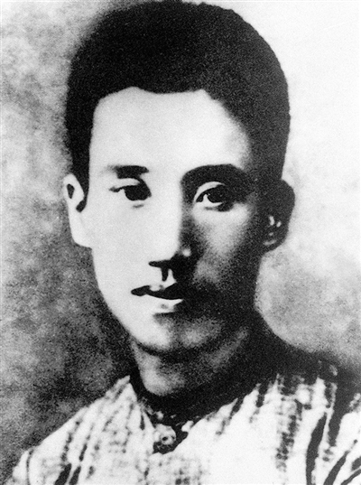 星辉娱乐注册:彭湃:中国农民革命运动先导者(奋斗百年路 启航新征程·数风流人物)
