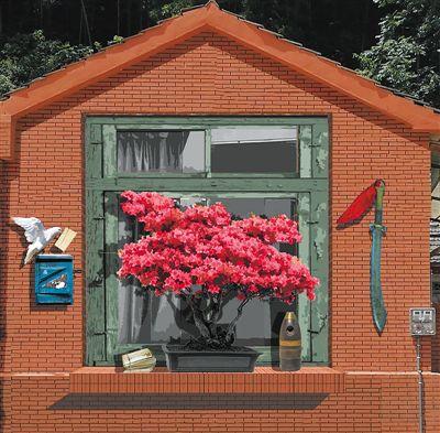 红色壁画:讲好红色故事 迸发时代活力