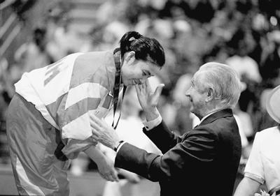 萨马兰奇辞世 当代奥林匹克痛失奠基人