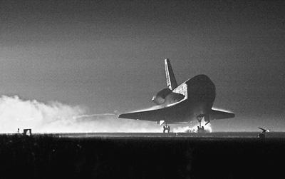 美国航天飞机时代进入尾声