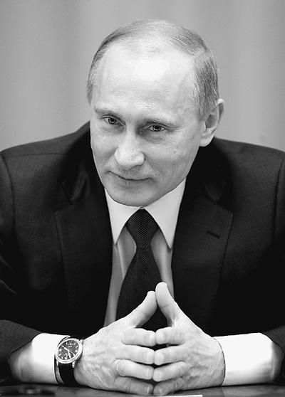 俄罗斯联邦总理普京 - chenjianguo87 - chenjianguo87 的博客
