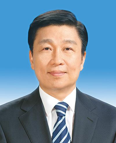 中华人民共和国副主席李源潮简历