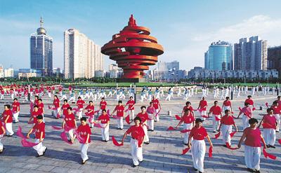 开展群众文化活动_滁州各县市开展文化艺术活动让群众尽情享用
