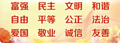 社会主义核心价值观基本内容 - 华阳里社区 - 天津市滨海新区寨上街华阳里社区
