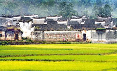 寻找最美乡村·湖南永州周家大院 - 古藤新枝 - 古藤的博客