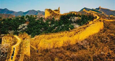 寻找最美乡村·北京密云古北口村 - 古藤新枝 - 古藤的博客