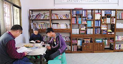 汪志球:刘深灵唯愿书香伴农家(100个人的中国梦·传递基层正能量) - 潇攸子 - 潇湘大地 攸子情深