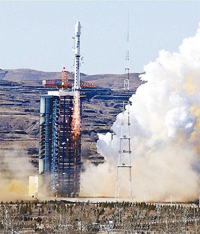 中国成为世界上第三个双百次宇航发射国家