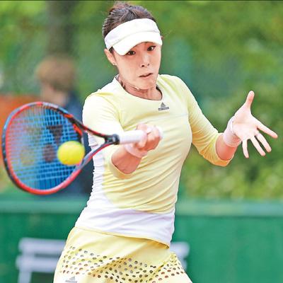 法国网球公开赛王蔷张帅晋级女单次轮
