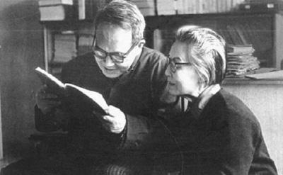 """永不相失""""我们仨""""——105岁的著名作家、文学翻译家杨绛25日凌晨病逝 - 书生一介 - 书生一介"""