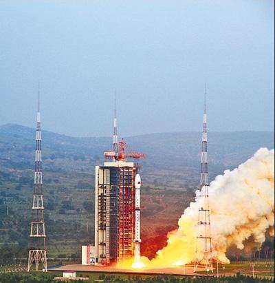 高分三号卫星成功发射 - 年捷 - 年捷的博客