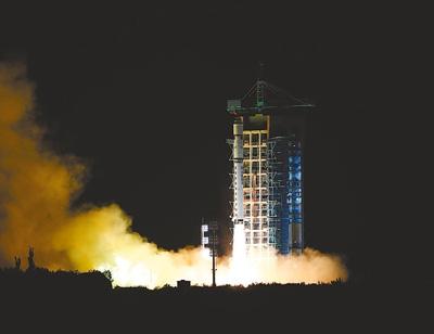 2016年08月16日我国成功发射世界首颗量子卫星 将首次实现卫星和地面之间的量子通信 - 老驴在途(泰山一石) - 老驴在途的珍藏
