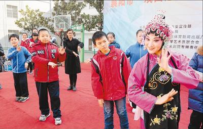 传统文化如何浸润校园(文化脉动・让传统文化活起来①)