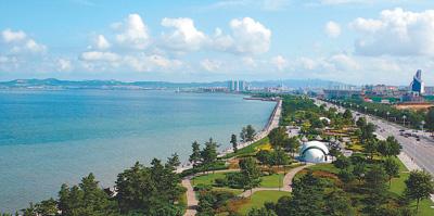 威海:天初中人自爱(绿色家园)金山厚爱吧图片