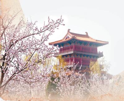 诗意杏花村(跟着唐诗宋词去旅游)