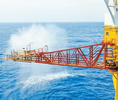 新突破 南海可燃冰已连续试采6周