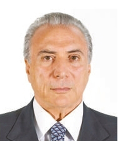 巴西总统特梅尔